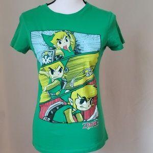 Teen Zelda T-shirt
